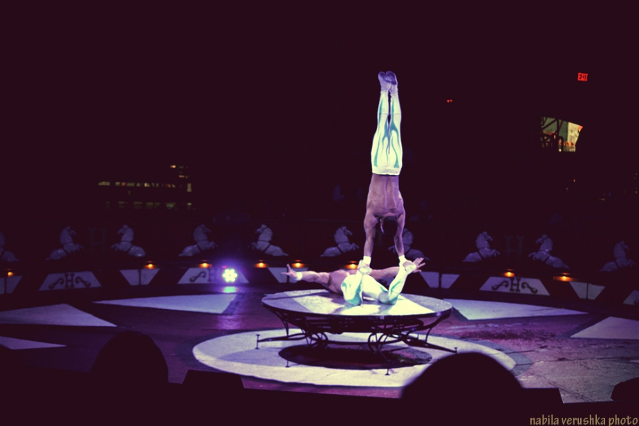 The Circus, PartDeux