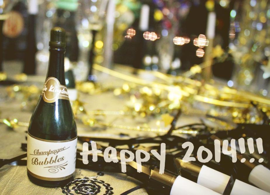 Hello New Year! Happy 2014!